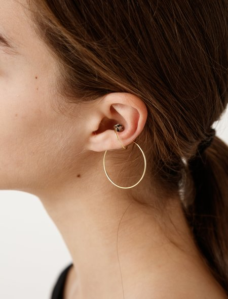 Medley Institute Circles Clip Earring with Element
