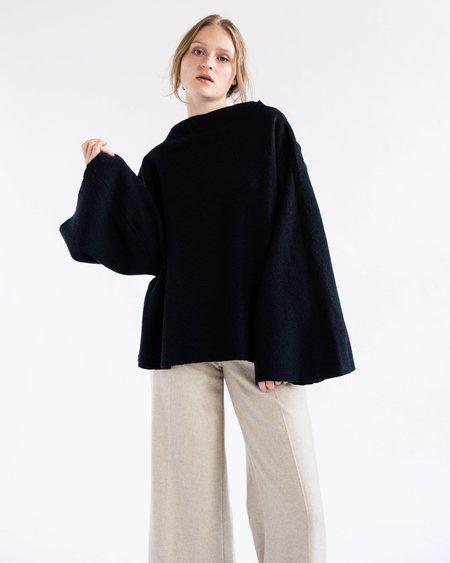 Luisa Et La Luna Loris Sweater in Charcoal