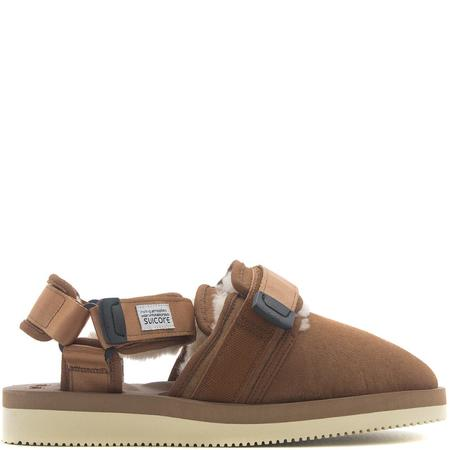 SUICOKE NOTS-VM2 - BROWN