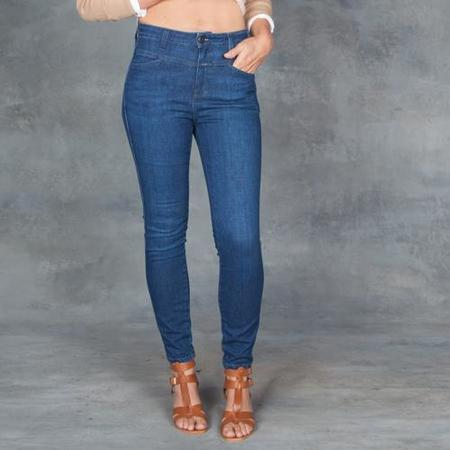 Closed Clothing Closed Jeans Skinny Pusher - True Blue