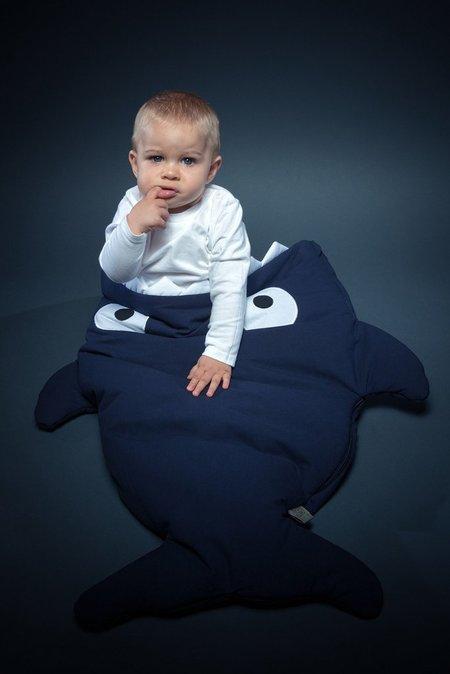 Kid's Baby Bites Navy Sleep & Stroller Sacks, Summer - Coucou Boston