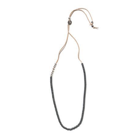 Maple Pacific Necklace - Grey