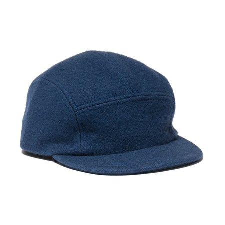 Maple Trail Cap Wool - Blue