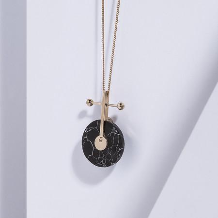 Metalepsis Projects Interlock Necklace