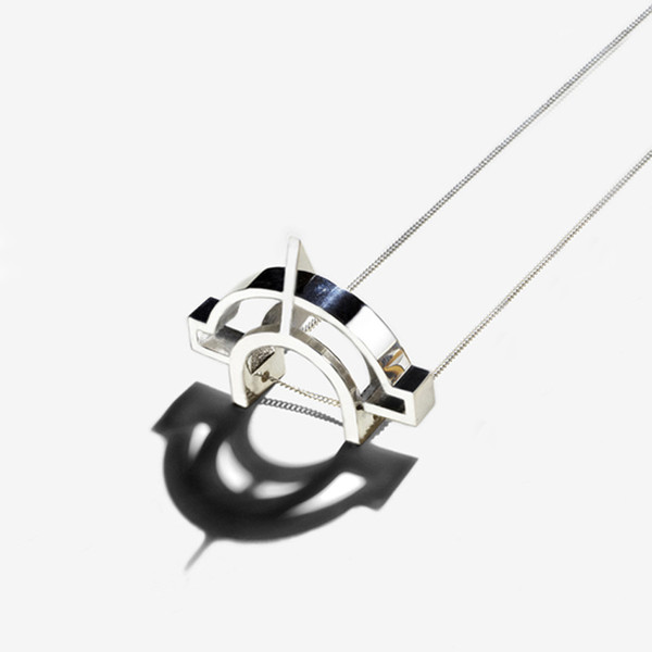 Metalepsis Projects the W | sterling silver