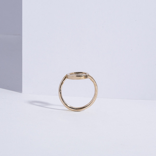 Metalepsis Projects Wavelength Ring