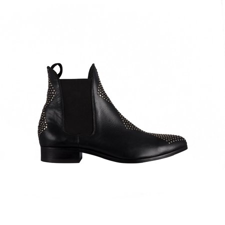 Cartel Footwear Manati - Studded Black