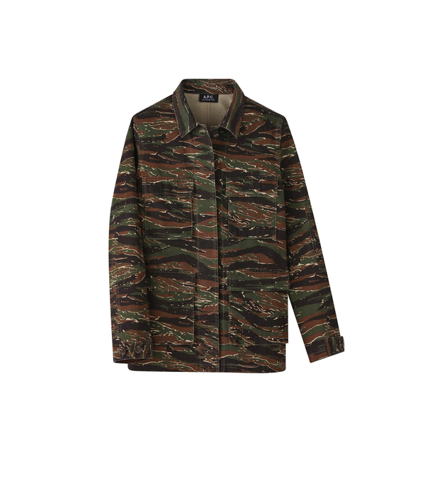 A.P.C. 70s Army Jacket
