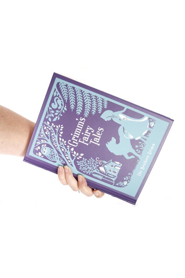 Chick Lit Designs Grimms Fairy Book Clutch