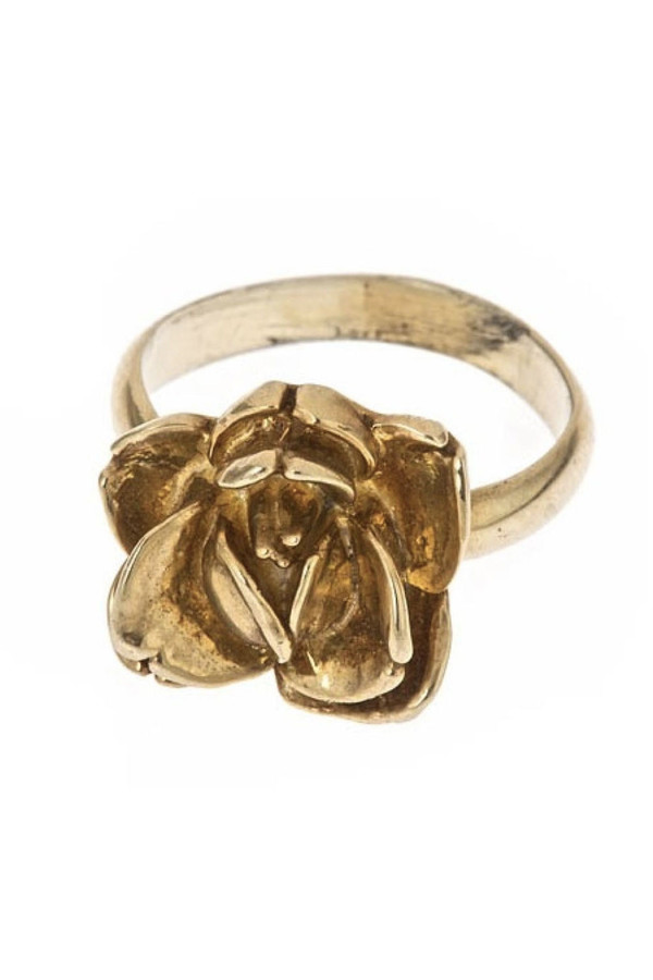 Alicia Marilyn Designs Rose Ring