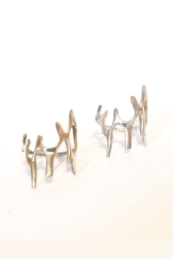 Renee Frances Jewelry Stag Ring