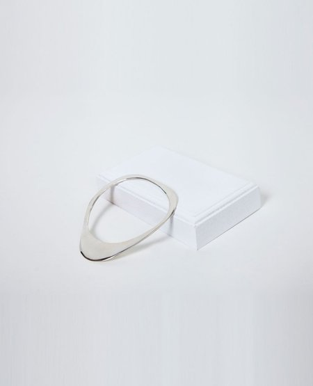 FARIS Stone Bracelet - Silver