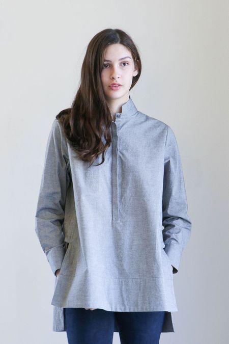 Where Mountains Meet Adri Tunic in Granite