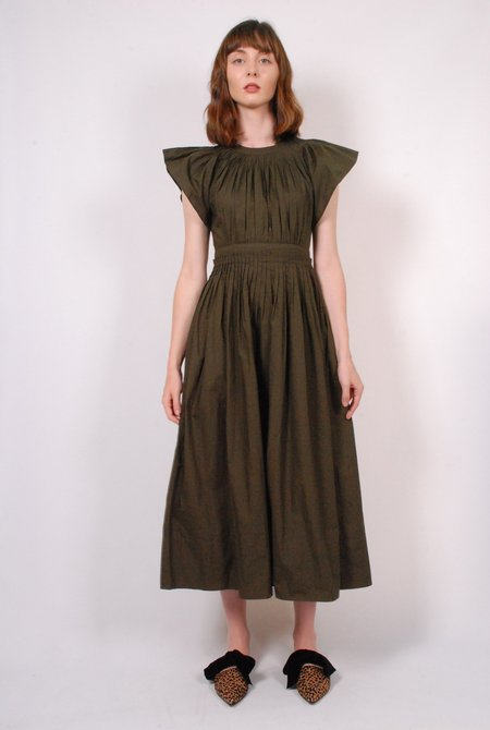 Ulla Johnson Lottie Dress - Army