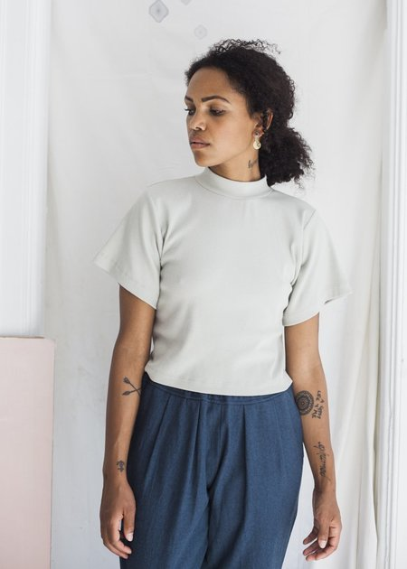 Ilana Kohn Susie Shirt in Bone