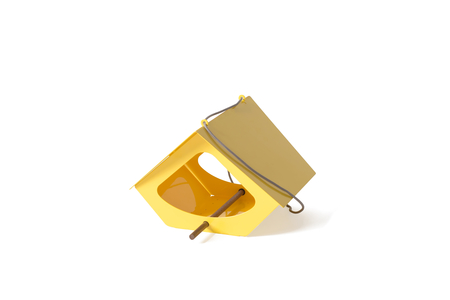 SHIFT BEEKMAN Bird Feeder - Yellow
