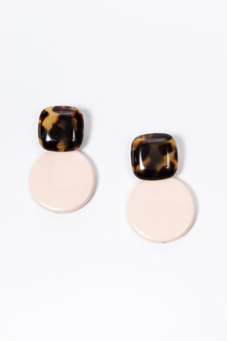 Rachel Comey Arc Earrings