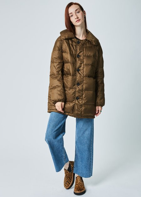 Lareida Tiffany Button-Up Down Coat