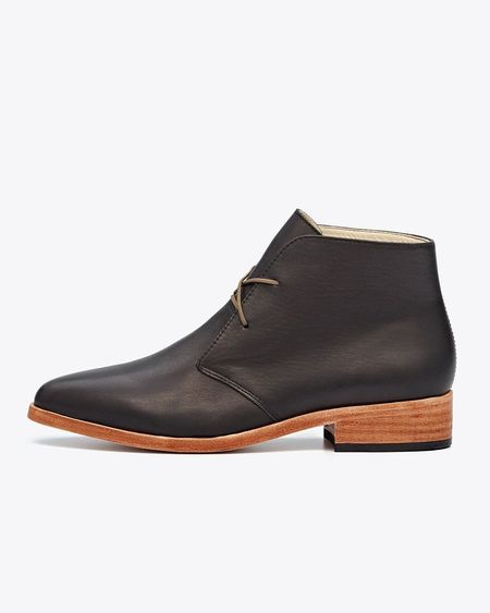 Nisolo Isa Boot - Black