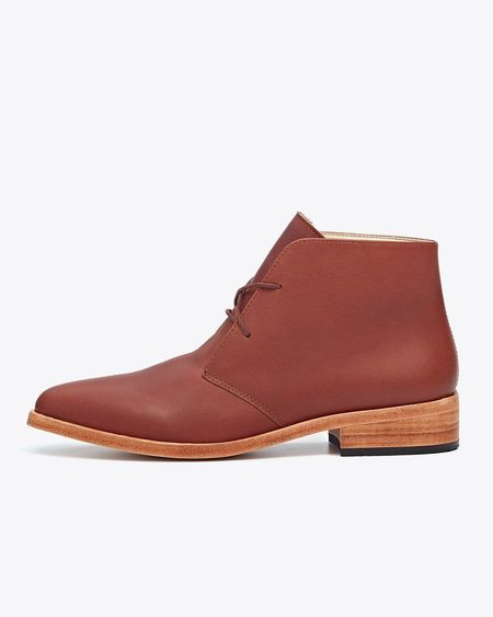 Nisolo Isa Boot - Brandy
