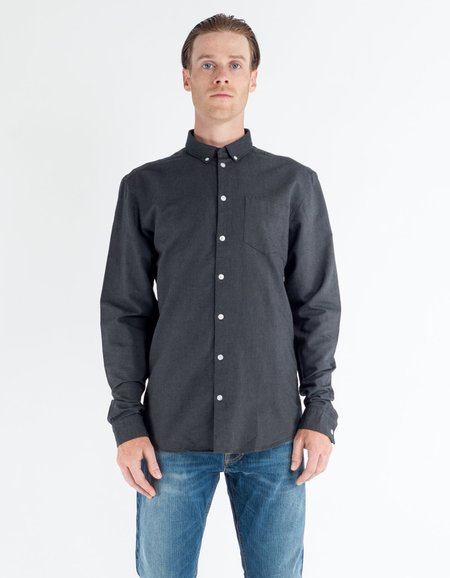 Minimum Jay Shirt- Charcoal