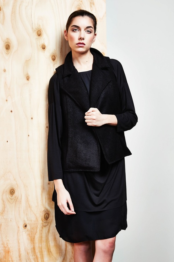 Devlyn van Loon Long Sleeve T-Dress