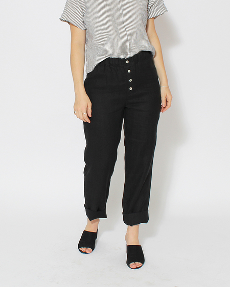 Sugar Candy Mountain Stanya Pant in Black