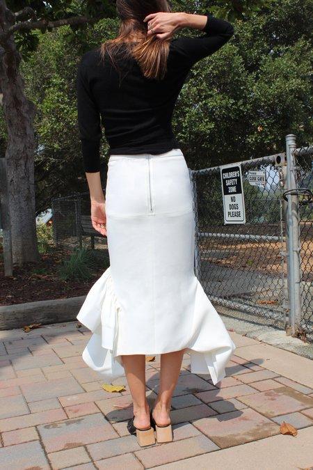 Style Mafia Sombra Skirt - White