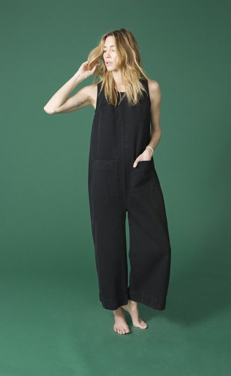 Ilana Kohn Harry Jumpsuit in Black