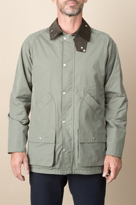 Still By Hand Jacket In Olive