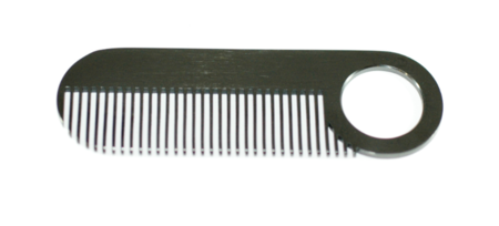 CHICACO COMB CO. MODEL NO.2 BLACK COMB