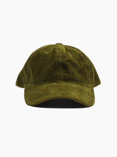 Our Legacy Ball Cap Solaro Lemongrass Cord