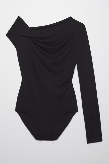 Shaina Mote Basho Body Suit - Onyx