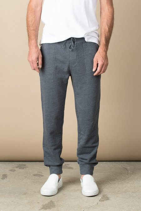 Save Khaki French Terry Sweatpant In Metal