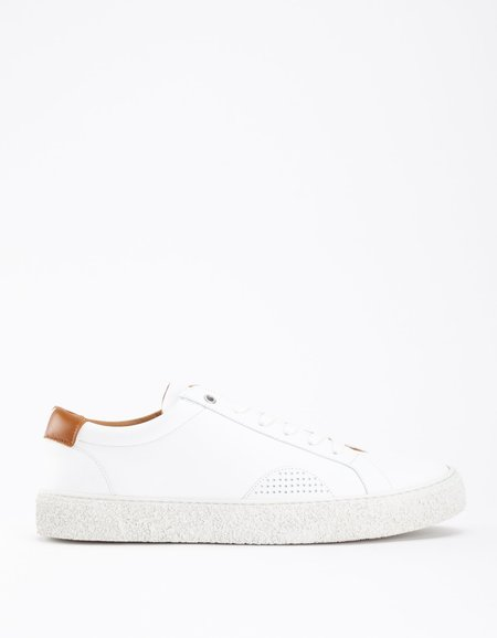 YMC DAP Shoe 1 - White/Tan
