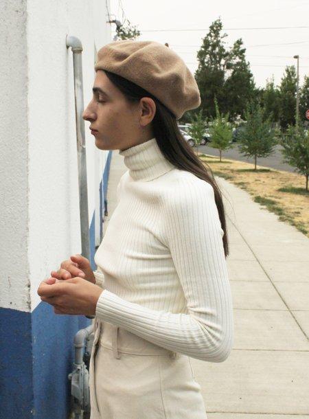 Association Vintage wool beret