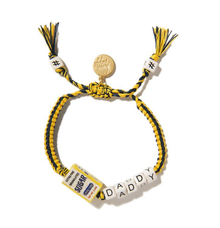 Venessa Arizaga Sugar Daddy Friendship Bracelet