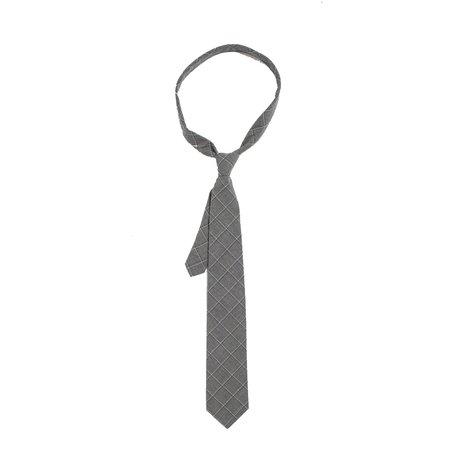 Corridor Grey Boucle Tie