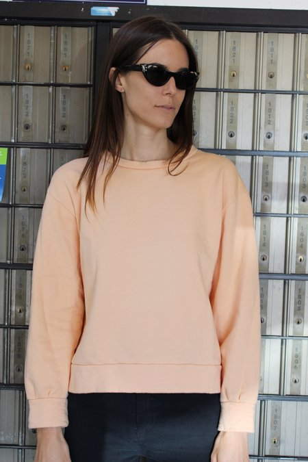 Beklina Live-in Sweatshirt Peach