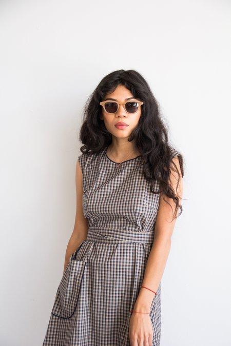 CARLA COLOUR Gaka Sunglasses - Sap