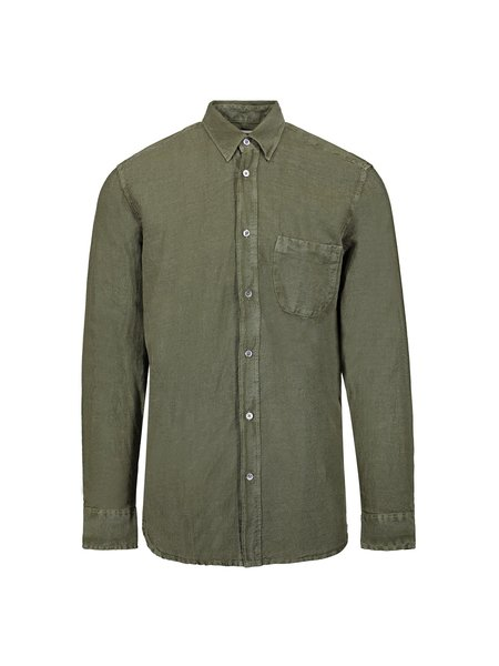 Our Legacy Generation Shirt - Grass Cotton