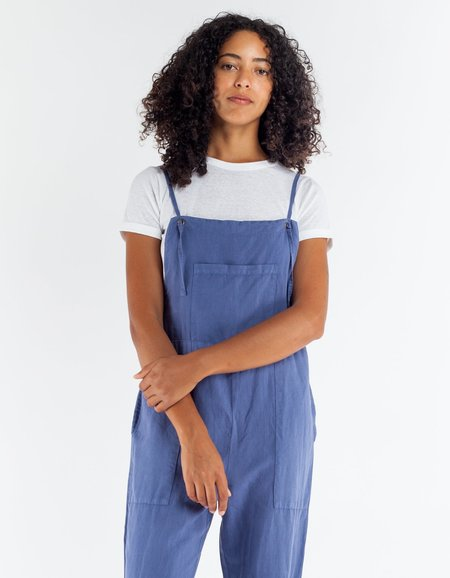 Lacausa Cezanne Overalls - French Blue