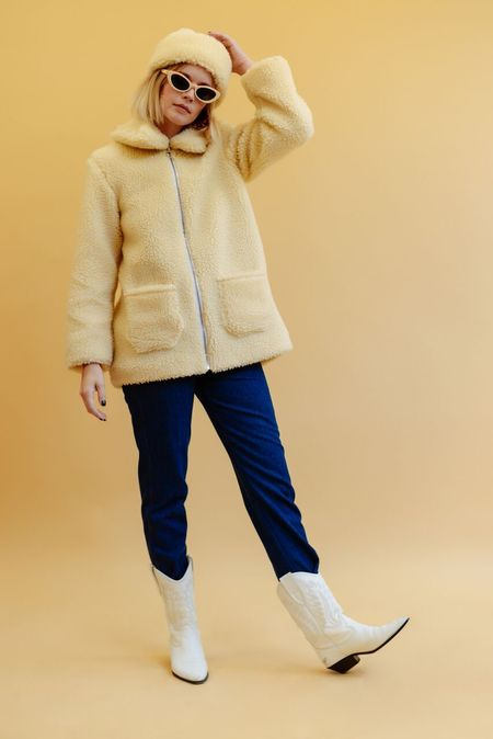 Lykke Wullf Teddy Coat