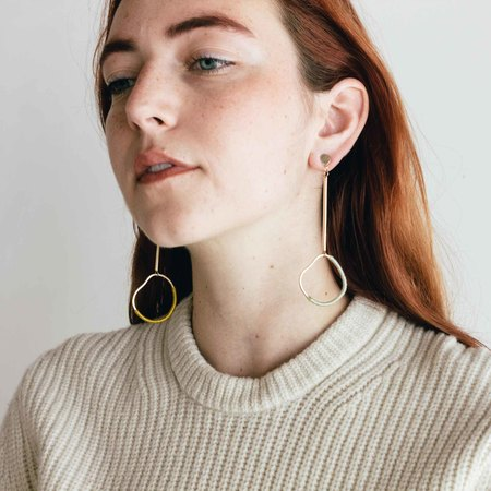 WKNDLA Soli Drop Earrings