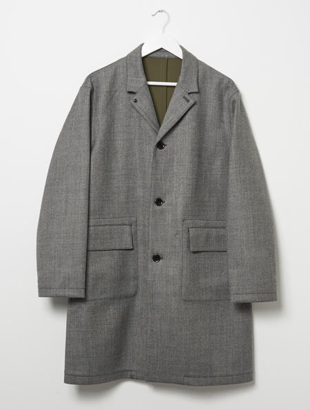 Still by Hand Bonded Coat