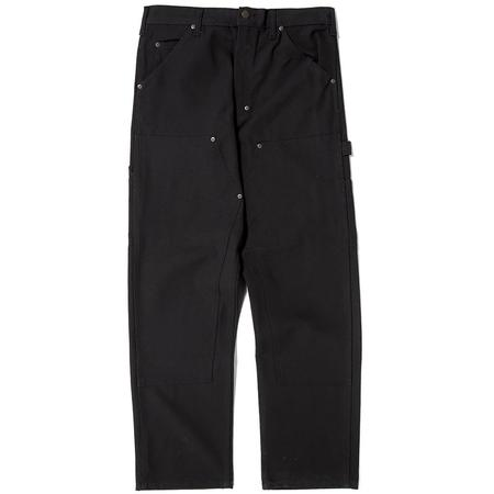 STAN RAY DOUBLE KNEE PAINTER PANT - BLACK DUCK