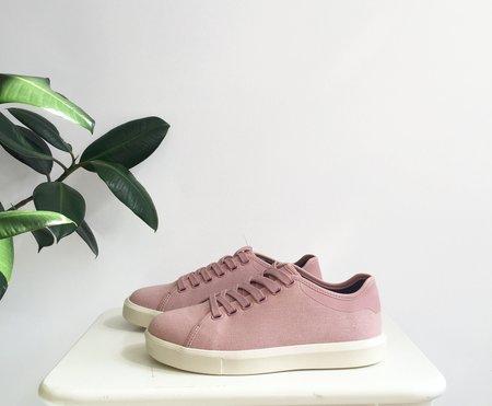Native Shoes MONACO LOW - CANVAS ROSE/BLANC