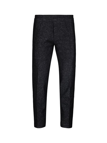 Wings + Horns Knit Wool Officer Pant