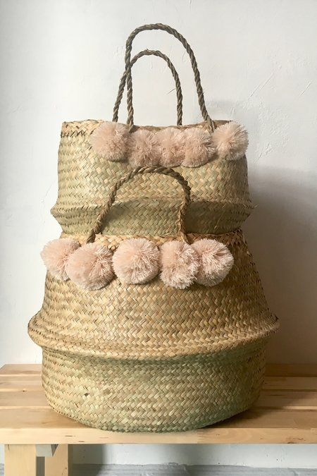 Xinh & Co. Xinh Baskets - Blush