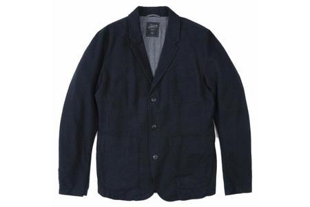 Grayers Hutton Moleskin Sportcoat - Charcoal